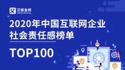 2020互联网企业社会责任榜单,齐心集团位列18