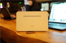 不拉光纤插卡就能用Wi-Fi, 华为移动路由堪称上网利器!