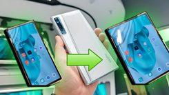 手机形态的再一次跃进!OPPO X 2021卷轴屏概念机上手