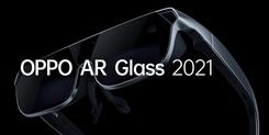 分体式设计/90寸观影 OPPO AR Glass 2021亮相