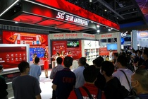 2020中国移动伙伴大会 京东贴心服务让用户放心换5G