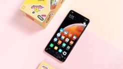 清新渐变风格可人 Redmi Note 9 Pro图赏