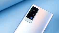 轻薄精致 耀目华彩色:vivo X60 Pro图赏