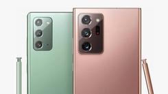 三星Galaxy Note20系列发布 120Hz与高分辨率依然不能共存
