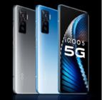 """""""最强5G直屏旗舰""""iQOO 5正式开售:3998元起"""