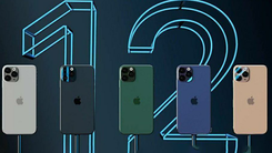 120Hz高刷新率屏幕加持5G网络 新款iPhone 12信息大爆料