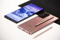 华丽时尚 一眼万年 三星Galaxy Note20系列高级感满满