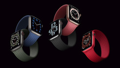 Apple Watch 6/SE发布 配S6/S5芯片 添加血氧检测功能