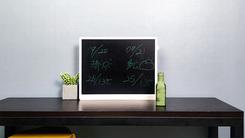 一块不掉粉笔灰的黑板 米家液晶小黑板20英寸体验