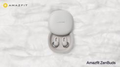 华米科技Amazfit ZenBuds9月22日亮相,与新品智能手表一同发布