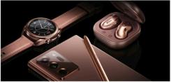 更有未来感的Galaxy Note20系列 领衔三星生态互联新体验