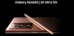 不止机皇也是颜王,三星Galaxy Note20系列实力出圈