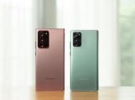 旗舰手机是超大杯,三星Galaxy Note20系列就是超值杯