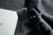华米新款智能手表Amazfit GTS2:超窄边框 血氧 睡眠 心率都出色