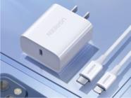 iPhone 12成全球最畅销5G手机,绿联20W快充助力!