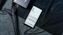 5G加持的大屏阅读利器 海信阅读手机A7图赏