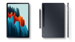 三星Galaxy Tab S8系列平板曝光 骁龙888+120Hz高刷屏