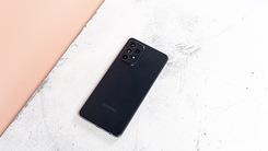 三星Galaxy A52 5G评测:旗舰外观 120Hz高刷屏+OIS主摄配齐