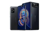 全系骁龙888 华硕海外发布ZenFone 8和ZenFone 8 Flip