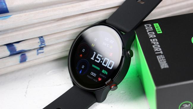 加量还减价 117运动模式+血氧检测 小米手表Color运动版