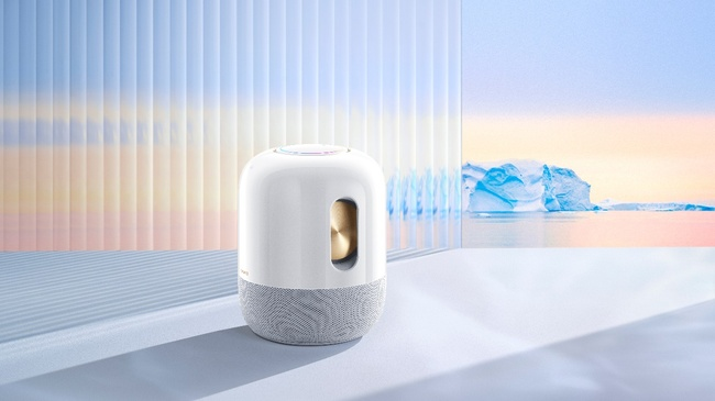 华为、帝瓦雷再度联手 带来非凡音质的华为Sound智能音箱