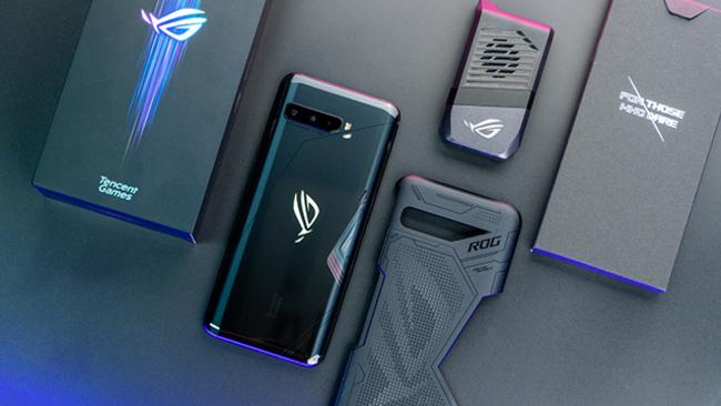 早买早享受 与双十一同价 ROG游戏手机3直降100白条12期免息