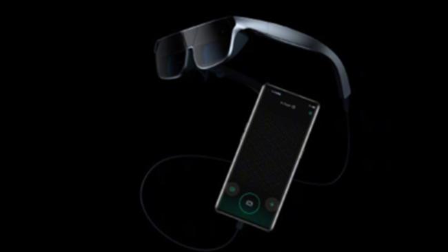 当AR技术与5G网络相遇 OPPO AR Glass 2021带你探索更真实的世界