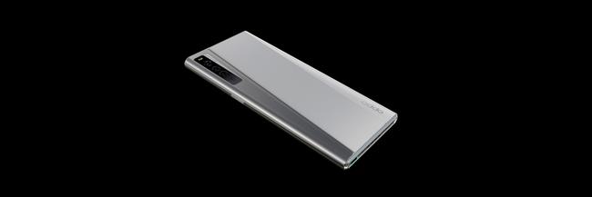 对手机形态的执著探索 OPPO X 2021卷轴屏概念机亮相