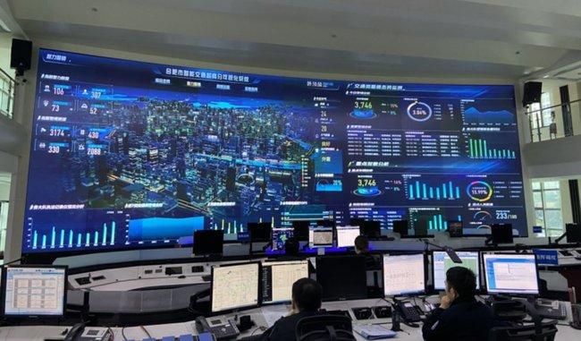 科大讯飞助力合肥城市大脑建设,人工智能让城市更聪慧