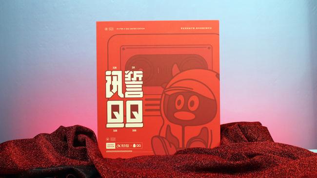 科大讯飞xQQ联名——讯誓旦旦限量双旦礼盒图赏