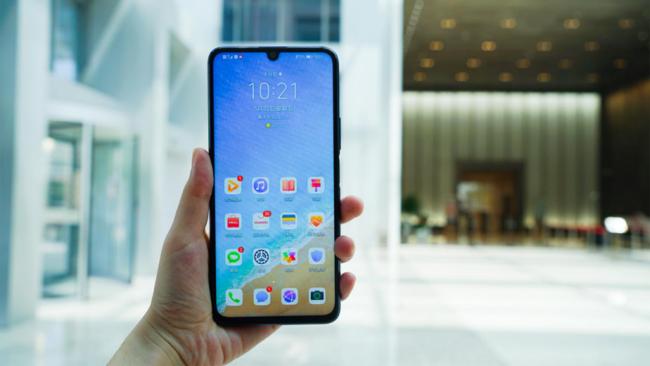 """2020年超性价比5G手机!华为畅享Z""""千元5G 一步到位"""""""