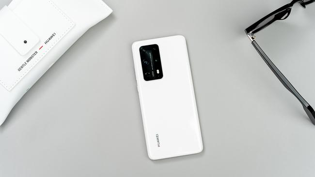 全场景影像一部手机搞定 华为P40 Pro+体验