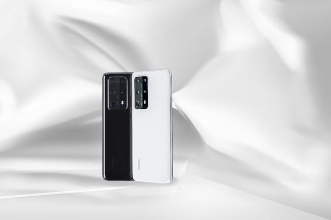 黑白经典色彩,100倍双目变焦  华为P40 Pro+再次定义高端旗舰