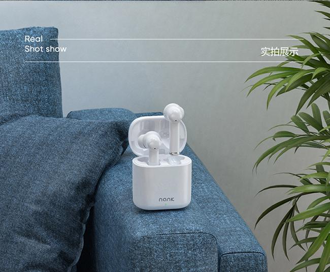 【免费试用】Nank南卡A1耳机主动降噪黑科技给你沉浸式音乐体验