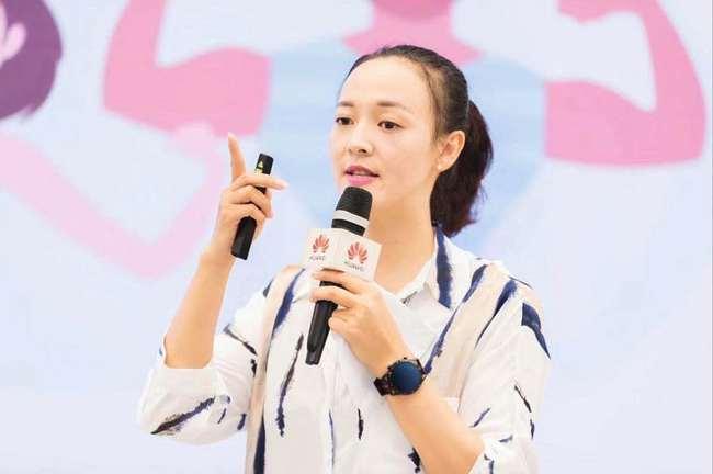开讲啦!皮划艇世界冠军戴华为Watch GT2分享健康私房课