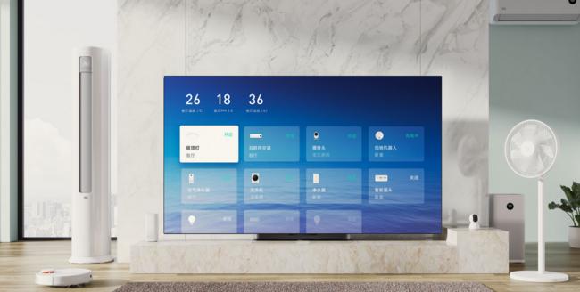 小米电视大师系列发布 售价12999元 OLED屏幕+旗舰配置