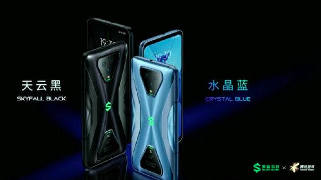 售价3999元起 腾讯黑鲨游戏手机3S发布