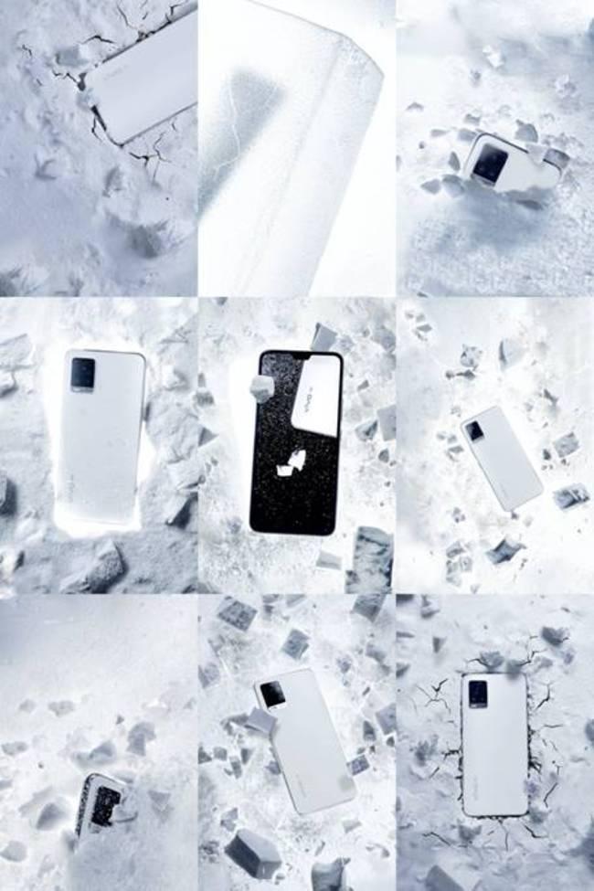 白色艺术的华丽蜕变,vivo S7月光白掀起白色风潮