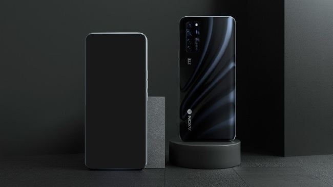 首款屏下摄像头手机亮相 中兴AXON 20 5G真机曝光