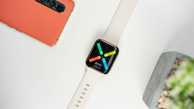 """首款与小天才联动的手表 OPPO Watch上线""""小天才""""应用"""