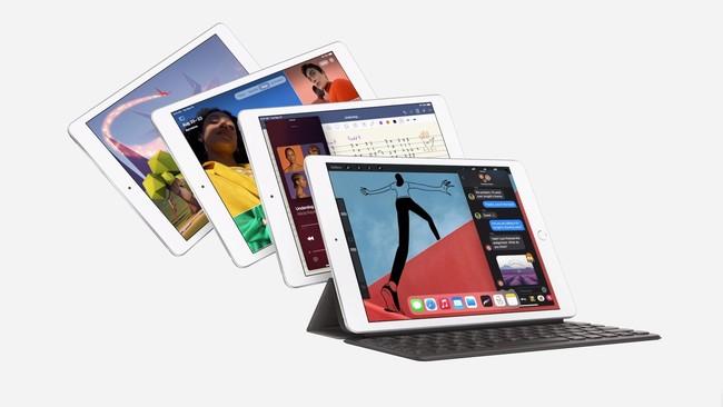 iPad 10周年 全面屏iPad Air 4正式发布