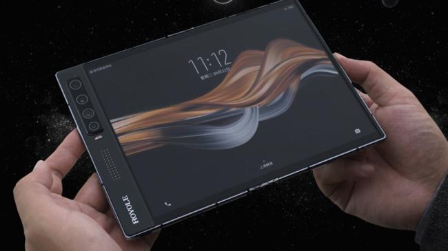 柔宇折叠屏二代FlexPai 2发布 180万次弯折无痕