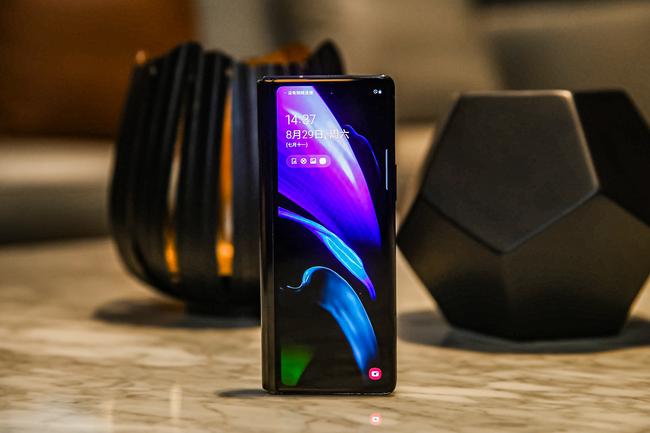 三星Galaxy Z Fold2 5G北京品鉴会 折叠屏魅力独具品味