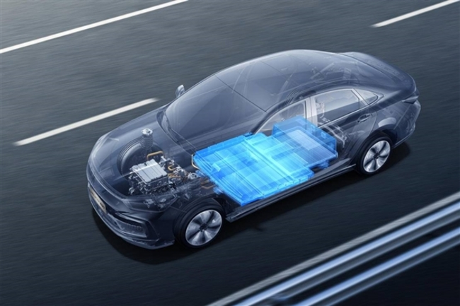 发大招 比亚迪一次公开283项专利:固态电池瞩目