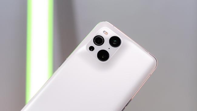 不打折扣真双主摄 OPPO Find X3带来手机影像新突破